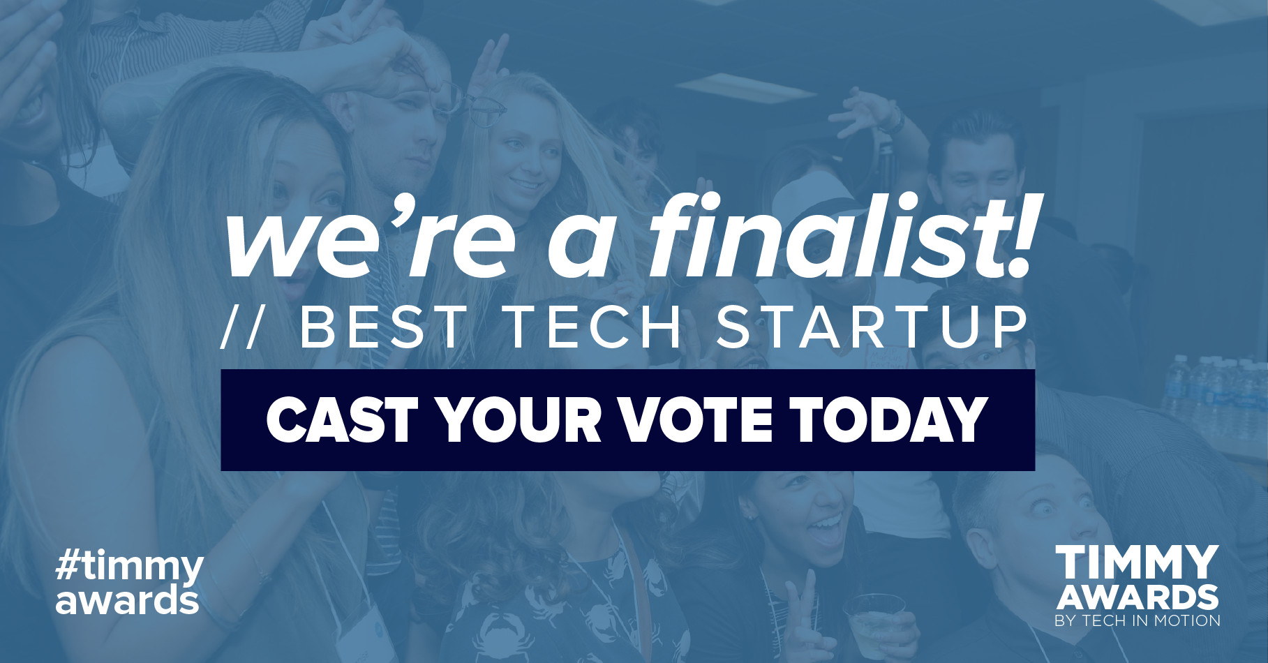 Virgil Security Advances as Best Tech Startup Finalist in Washington DC's 2018 Timmy Awards